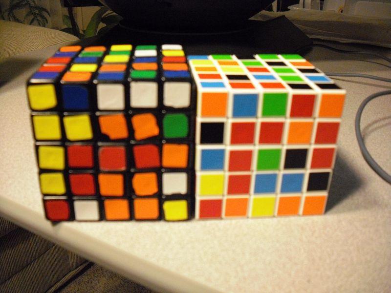 rubik s cube notation essay